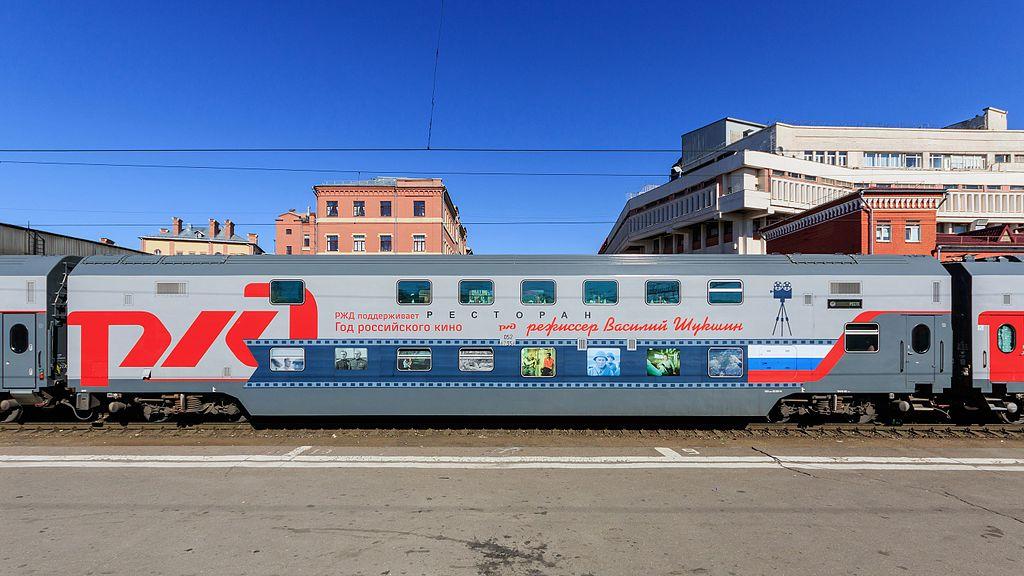 Между Ростовом-на-Дону иАдлером пустят двухэтажный поезд