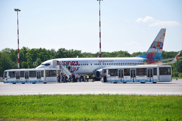 Неменее 15 рейсов задержано иотменено встоличных аэропортах