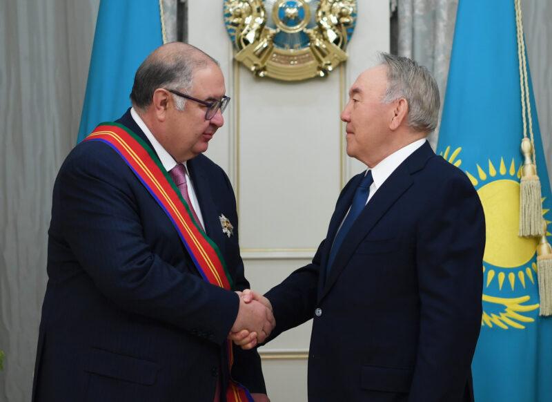 пресс-служба Президента Казахстана