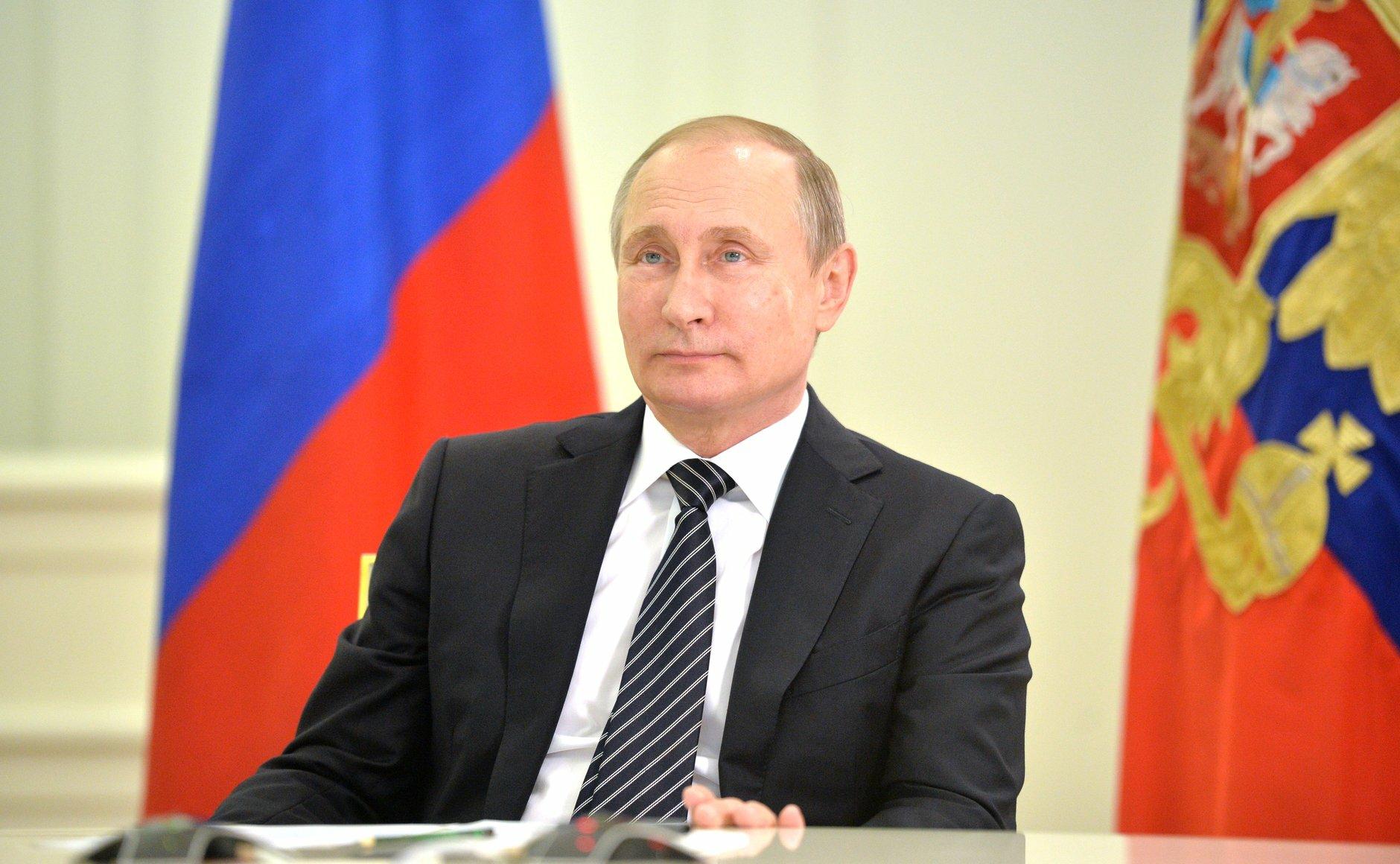 Владимир Путин умер сообщил Медведев в Твиттере Срочно