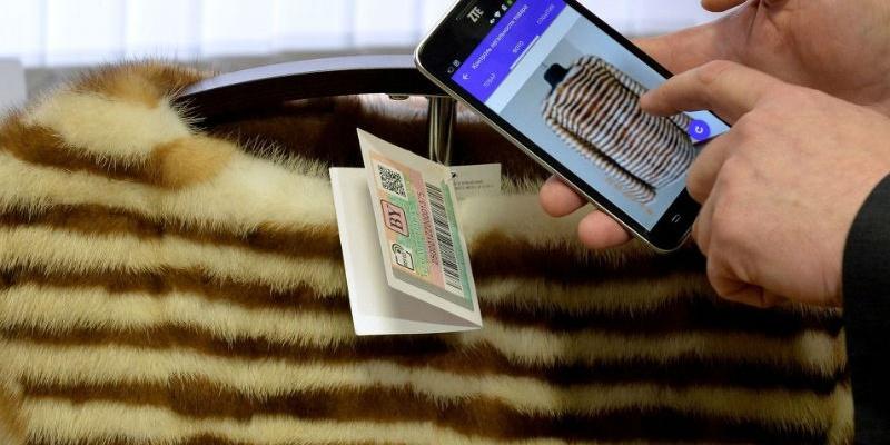 Ссентября маркировка меховых изделий RFID-метками вполне может стать обязательной