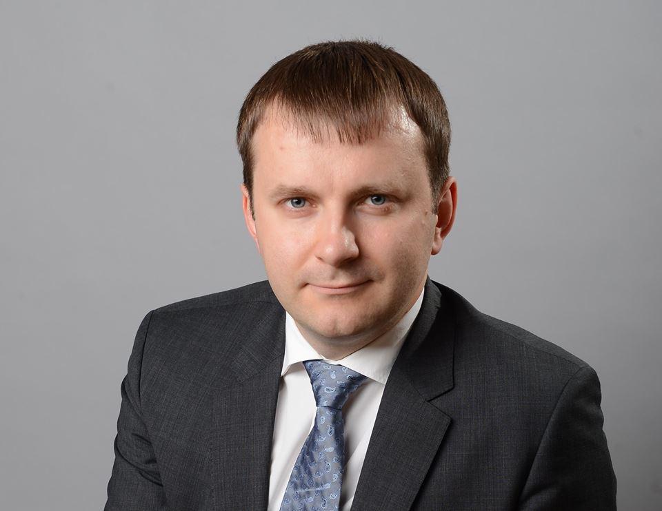 Новым министром финансового развитияРФ стал Максим Орешкин
