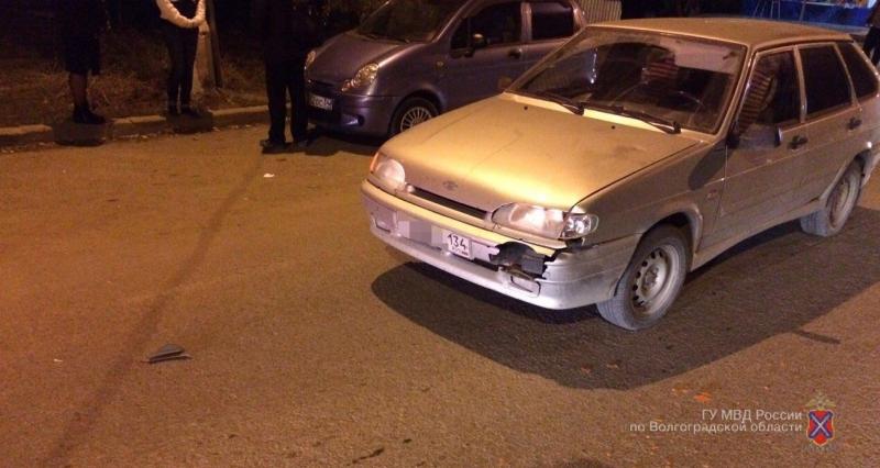 ВВолгограде засутки сбили 2-х пешеходов, включая ребенка