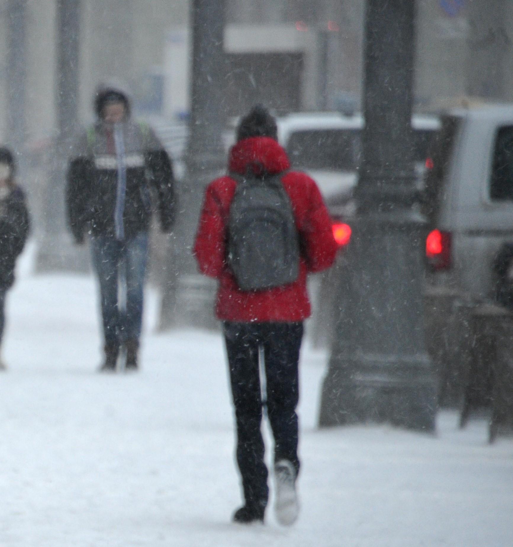 ВРостове предполагается ухудшение погоды— МЧС
