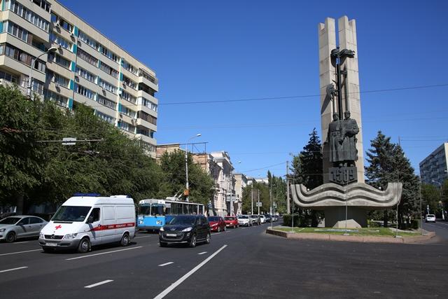 ВВолгограде завтра поменяется схема движения транспорта попроспекту им.Ленина