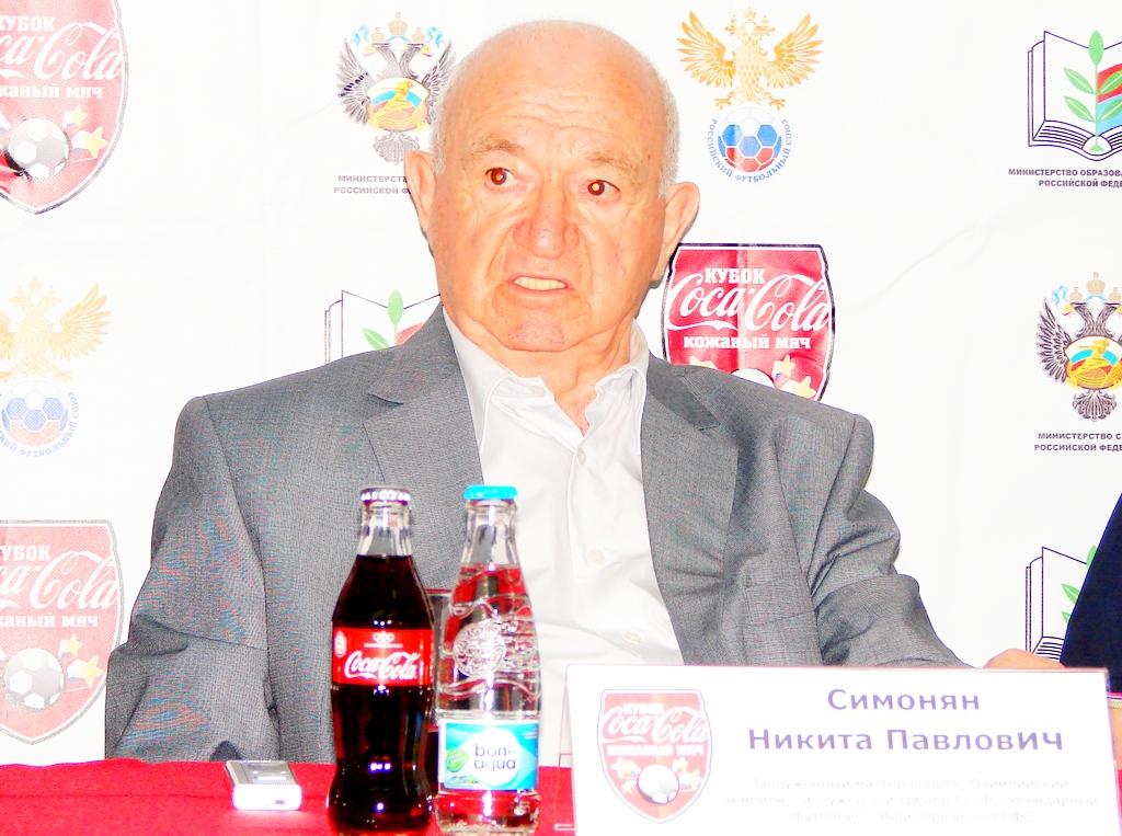 Мутко: РФС нужен 2-ой Никита Симонян для помощи вхозяйстве