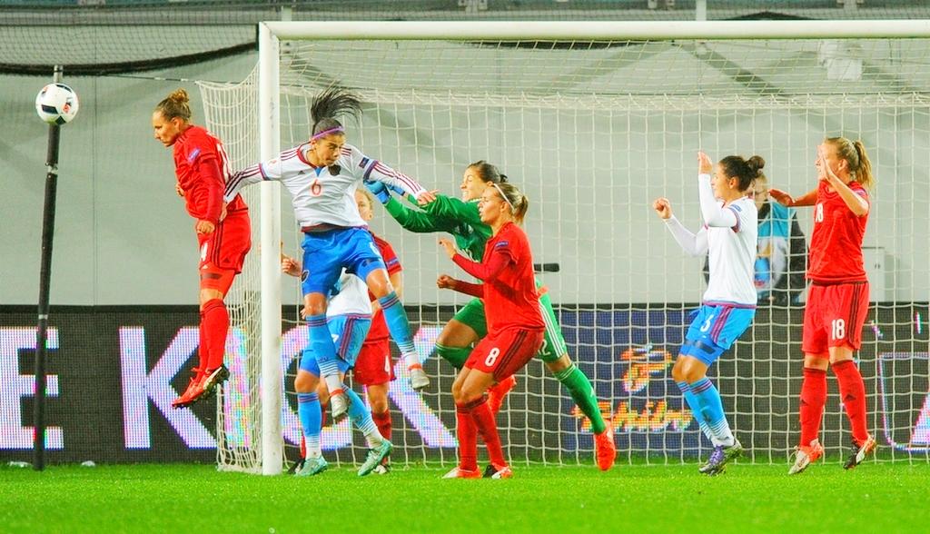 Вматче против Германии сборной Российской Федерации помогут футболистки изклуба «Чертаново»