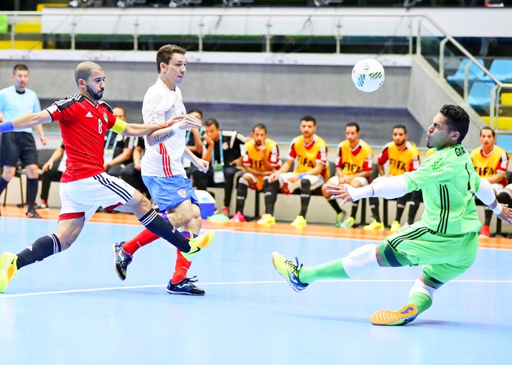 Вторая победа сборной России в Колумбии