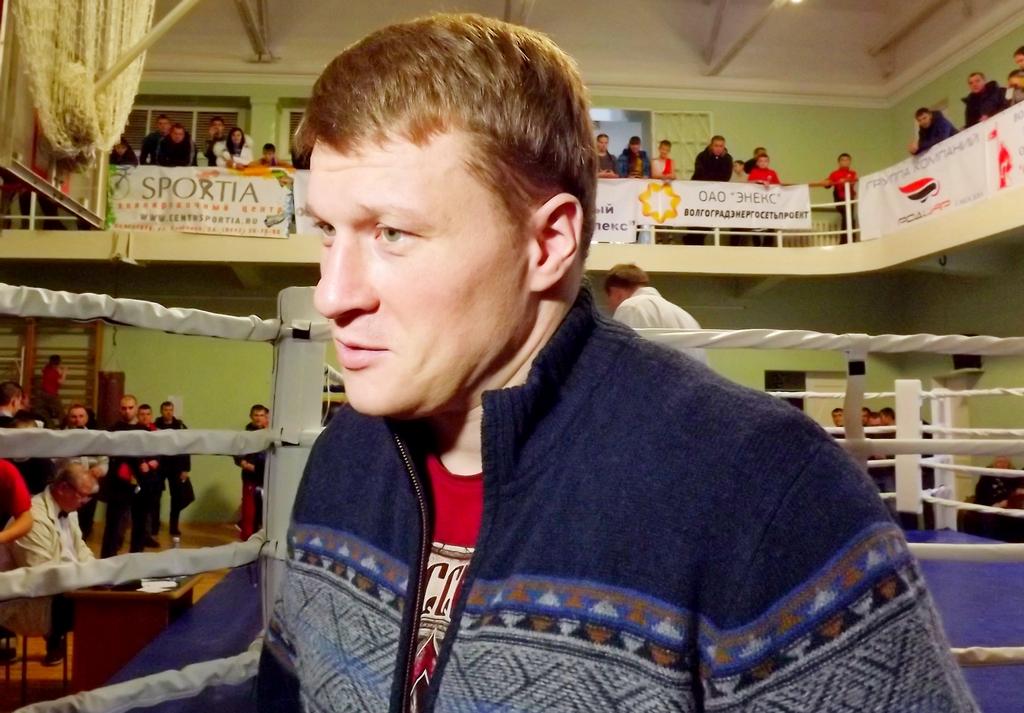 Поветкин сохранил первую строчку врейтинге WBC
