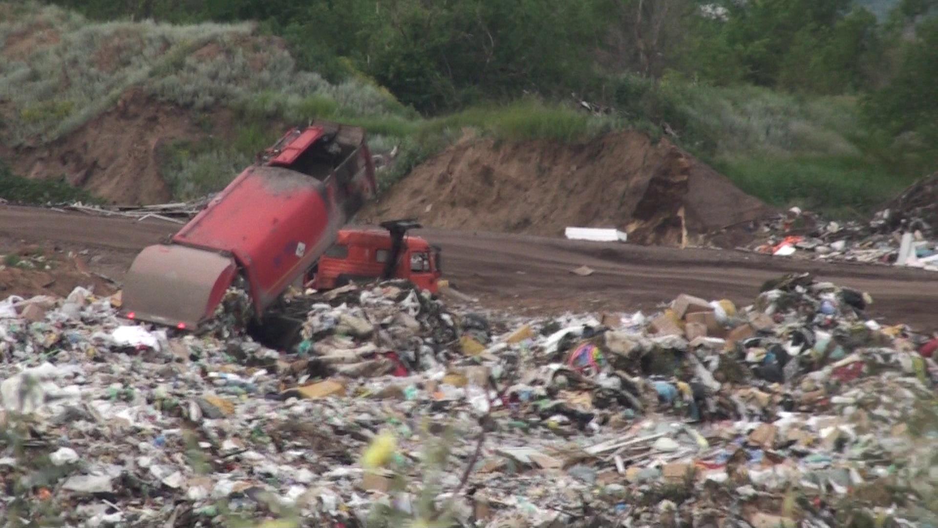 Под Волгоградом компанию оштрафовали заразмещение мусора назакрытой свалке