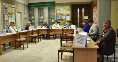 ВВолгоградской области уже проголосовало неменее 140 тыс. избирателей