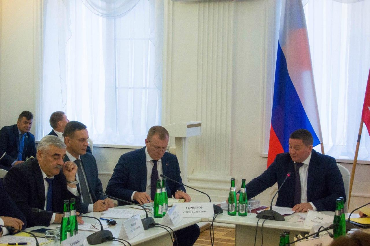 Андрей Бочаров провёл кадровые перестановки вадминистрации Волгоградской области