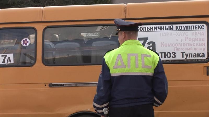 ВВолгограде работники ГИБДД проверят автобусы имаршрутки