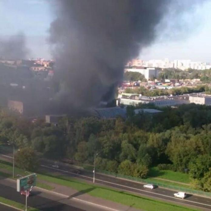 Схвачен 2-ой обвиняемый поделу опожаре втипографии— СКРФ