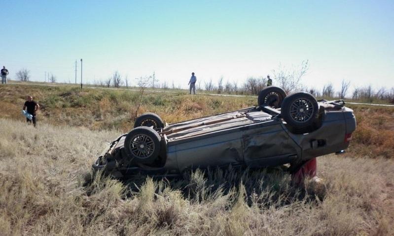 Влобовом столкновении иномарок под Волгоградом погибли оба водителя