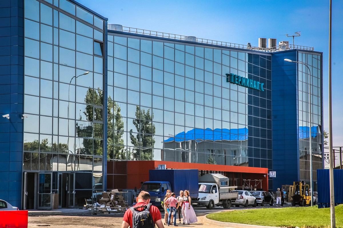 Новый терминал открылся ваэропорту Волгограда