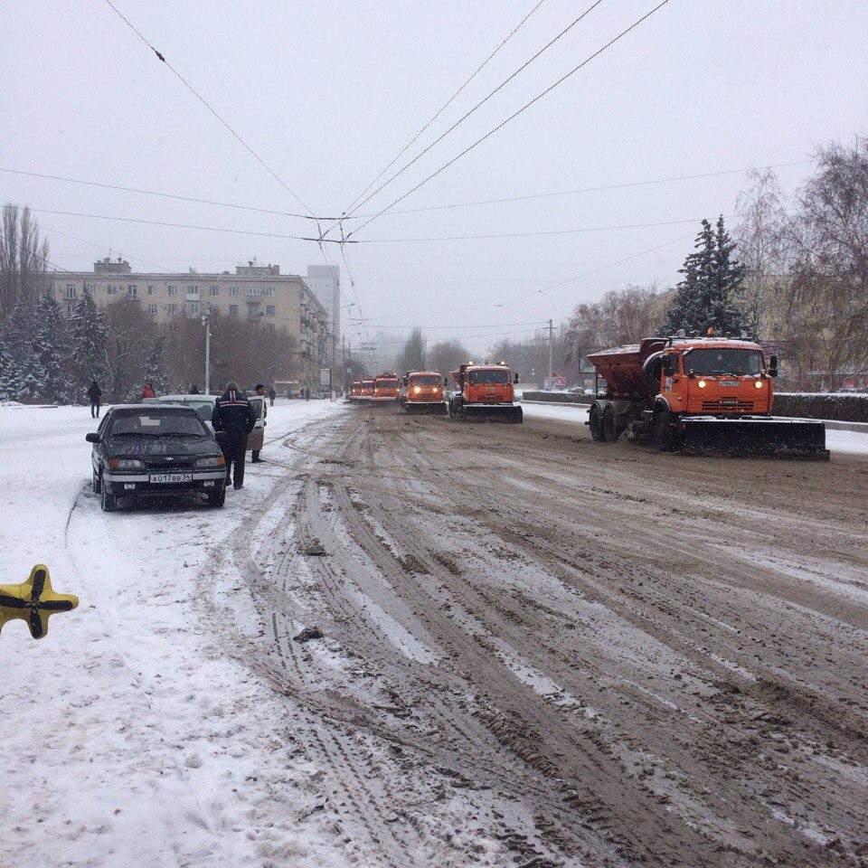 Граждан Волгоградской области предупреждают осильных метелях иветре вближайшие дни