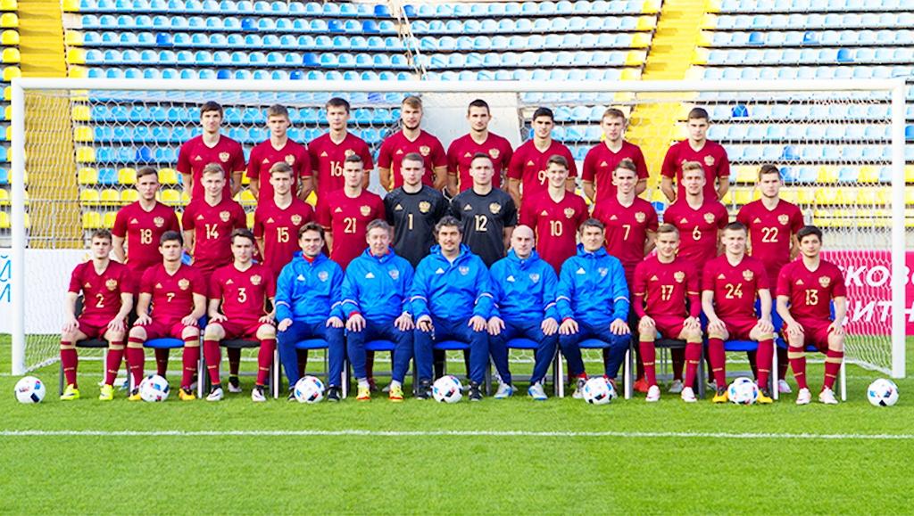 Молодёжная сборная РФ вгостях разгромила команду Фарерских островов