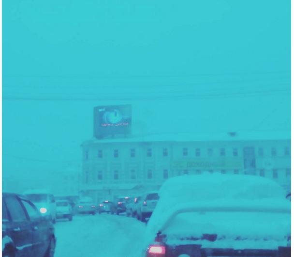 Мобильный пункт обогрева накалининградской федеральной трассе готов кработе— МЧС
