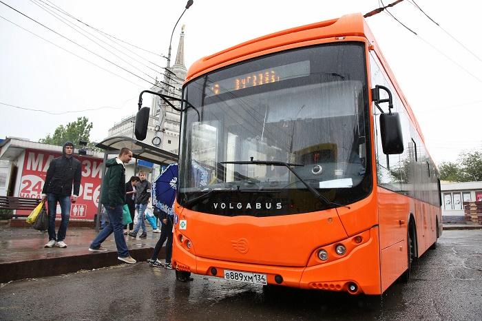 ВВолгограде продлен автобусный маршрут №44