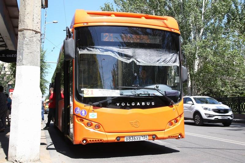 ВВолгограде намаршруте №2 будет курсировать 30 автобусов
