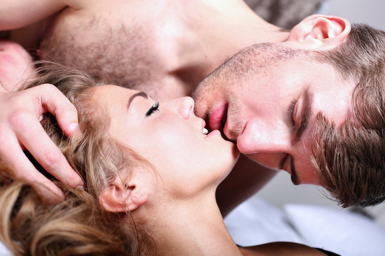 В сексе поцелуй лотоса