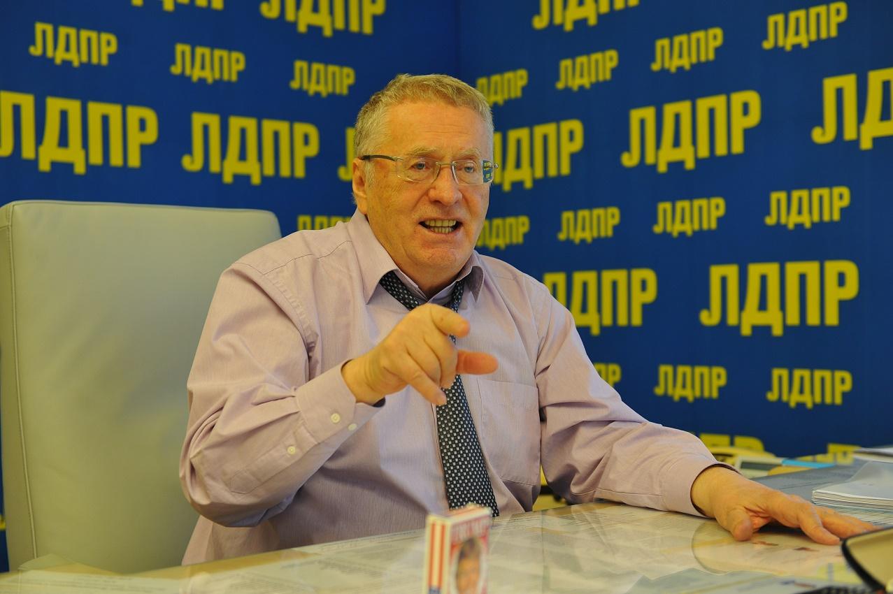 Владимир Жириновский снова выступает запереименование Волгограда