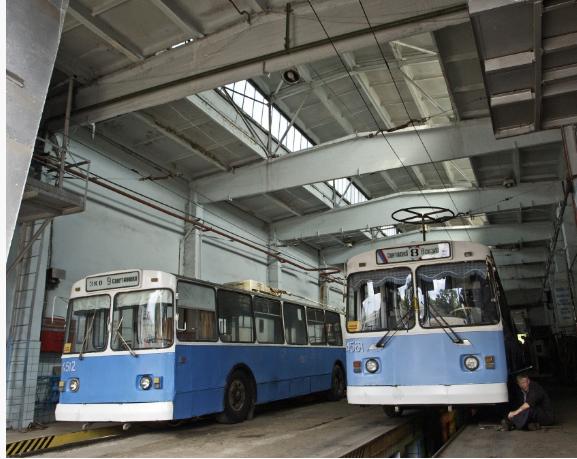 ВВолгограде с15мая отменят троллейбусы №8а и №12