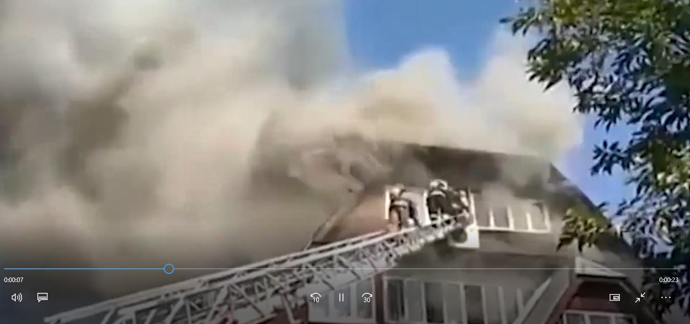 Видео пожар в доме престарелых в красноярске дом престарелых в омске