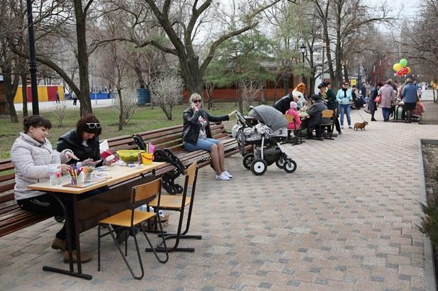 Парки Волгограда истратят 22 млн на новейшую сцену, аттракционы изабор