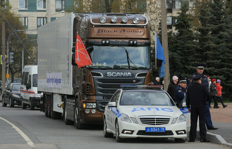 Двое волгоградцев задержаны закражу удальнобойщика изКраснодарского края