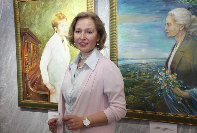 Волгоградский музей получит в презент портреты легендарных соотечественников