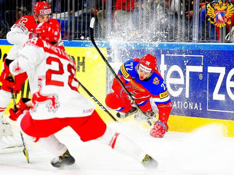Российская Федерация обыграла Данию за70 секунд