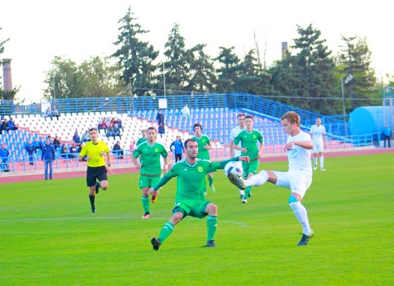«Ротор-Волгоград» вконтрольном матче обыграл новороссийский «Черноморец»