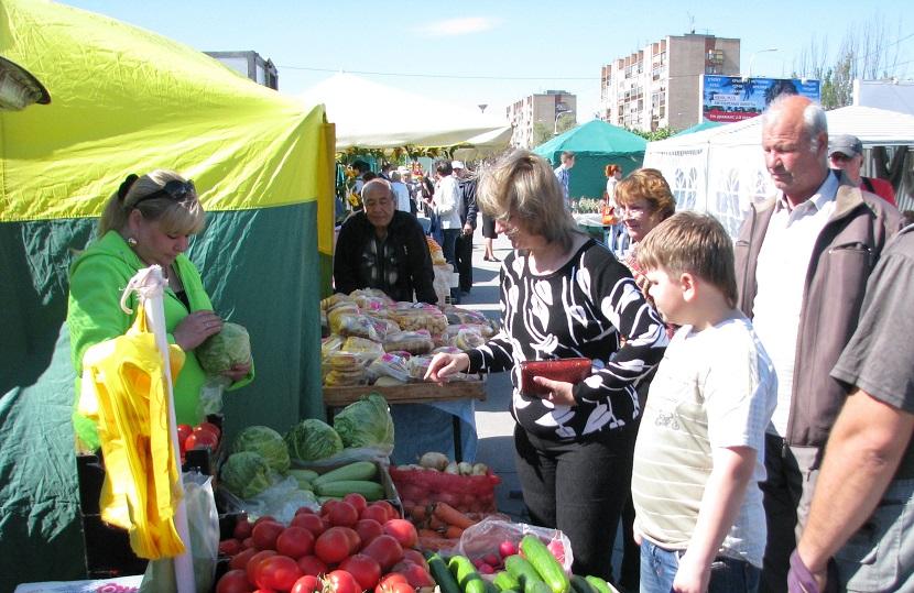 Волгоградцев приглашают наярмарку местных товаропроизводителей