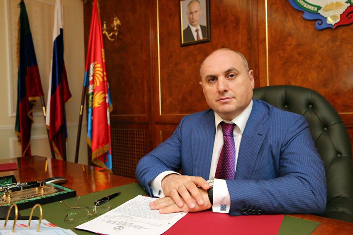 Руководитель СКпоручил передать дело мэра Махачкалы вГСУ поСеверному Кавказу
