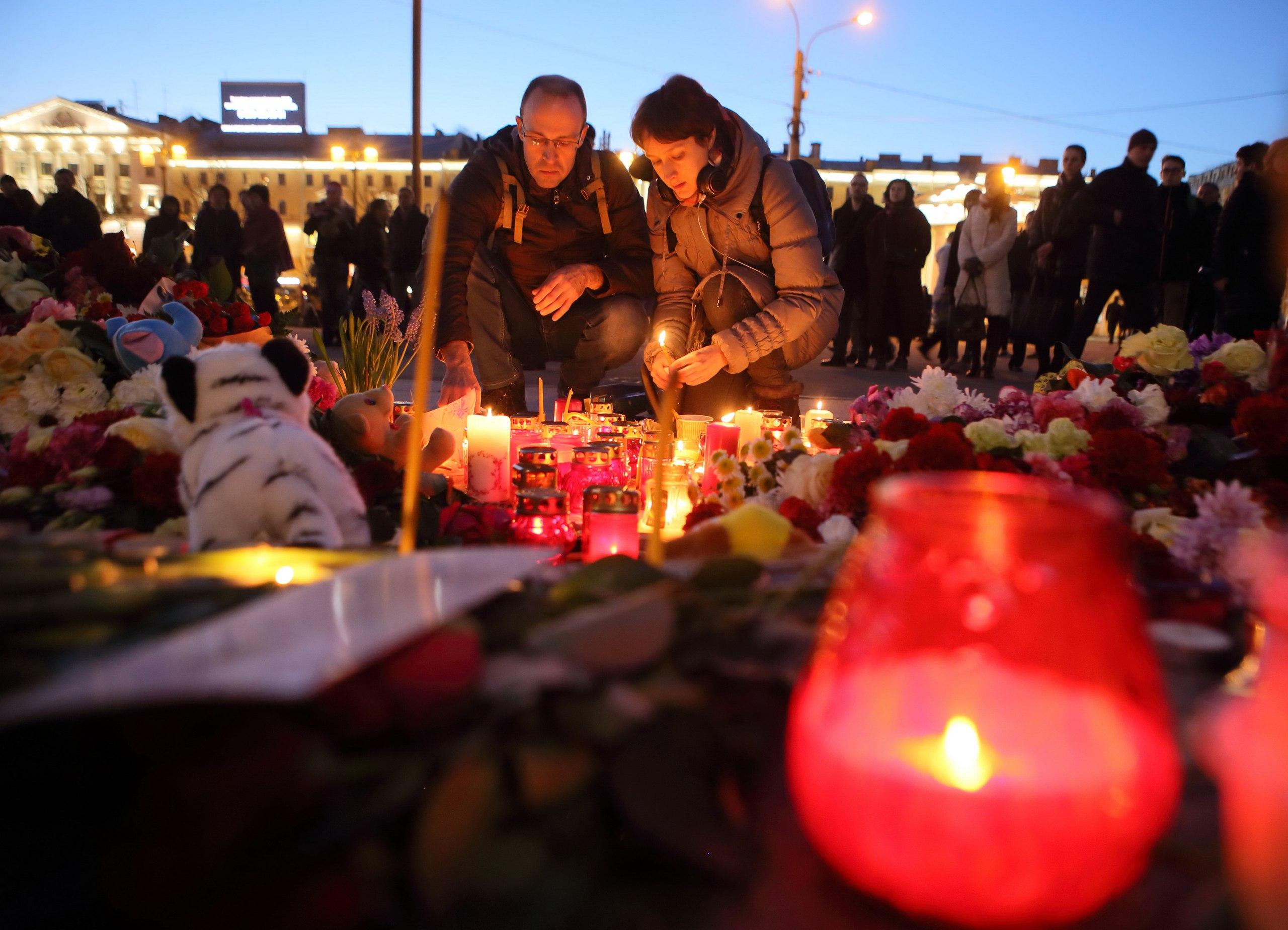 Вгородском парке Волгограда почтут память погибших кемеровчан