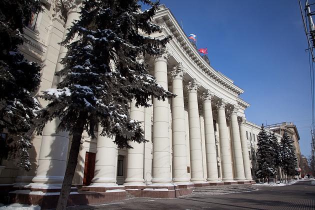 Доктор Владимир Шкарин стал новым волгоградским вице-губернатором