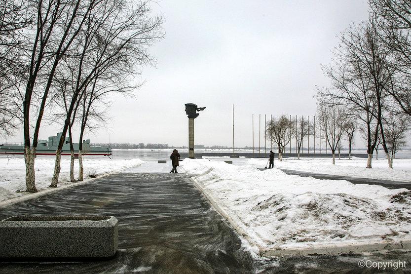 Новая неделя в Волгограде начнется с метели и морозов
