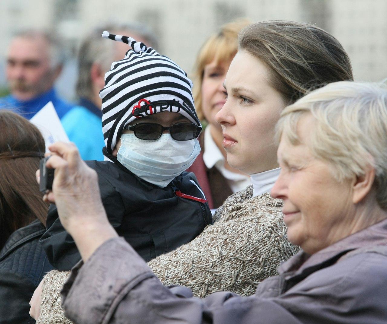 Россиян предупредили об эпидемии гриппа среди американцев