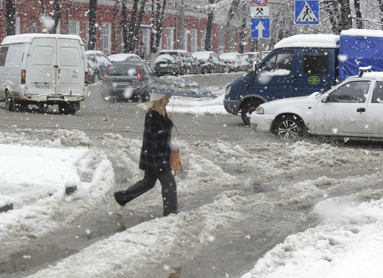 Опасные погодные условия сохранятся вВолгограде 20декабря— МЧС