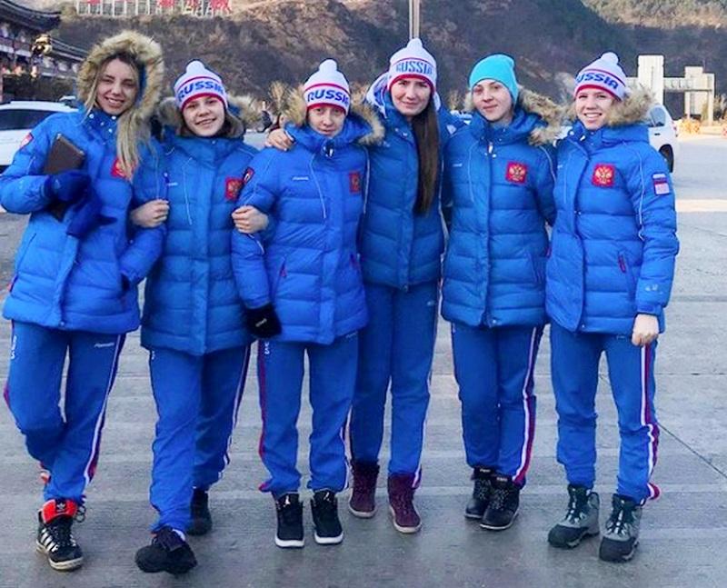 Женская национальная сборная России по хоккею с мячом