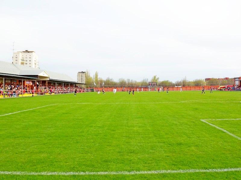 Уставропольского «Динамо» новый тренер