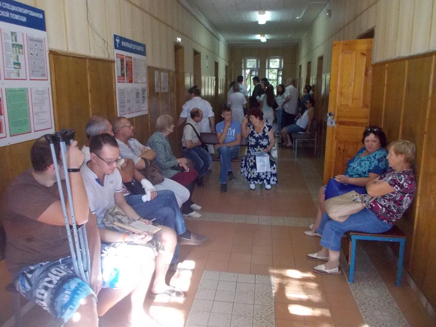 Вмедучреждениях Волгоградской области нехватает медсотрудников, фармацевтических средств иинформации