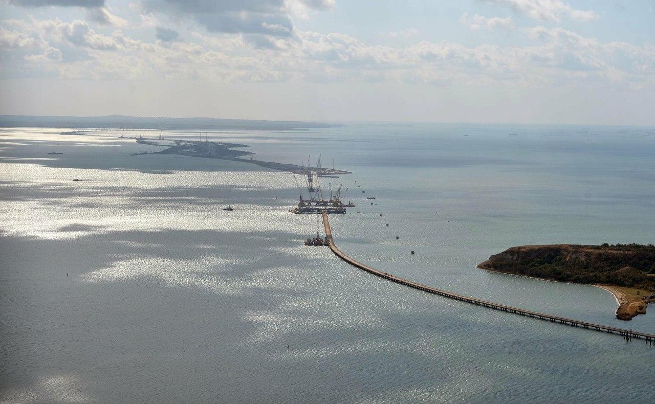После открытия Крымского моста Керченская паромная переправа продолжит работу вновом формате