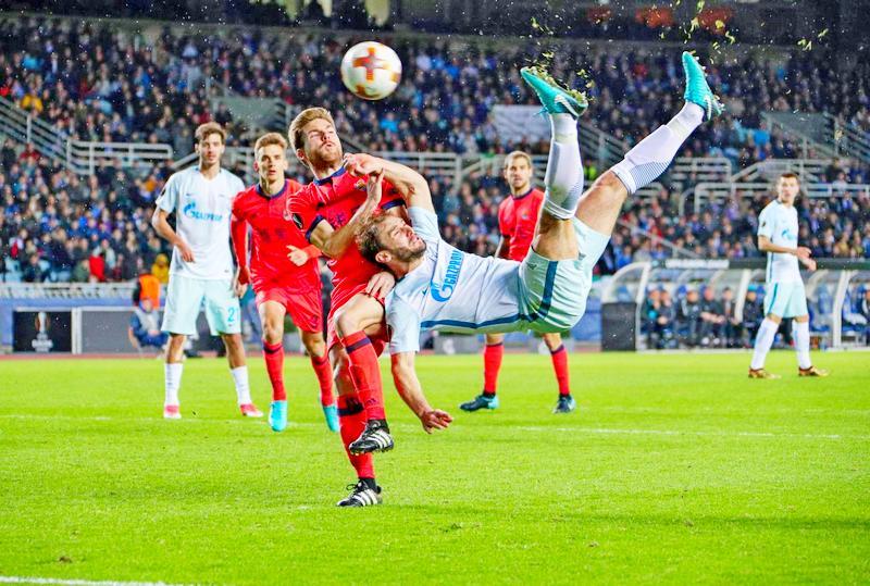 «Вплей-офф Лиги Европы хочется команду посильнее»— Юрий Семин