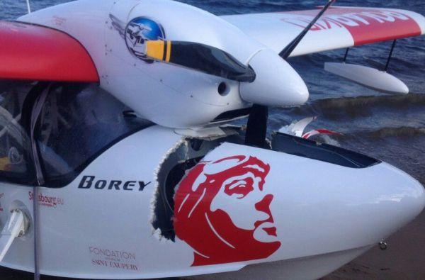 ВСамаре напротив Ладьи затонул гидросамолет с 2-мя пассажирами наборту