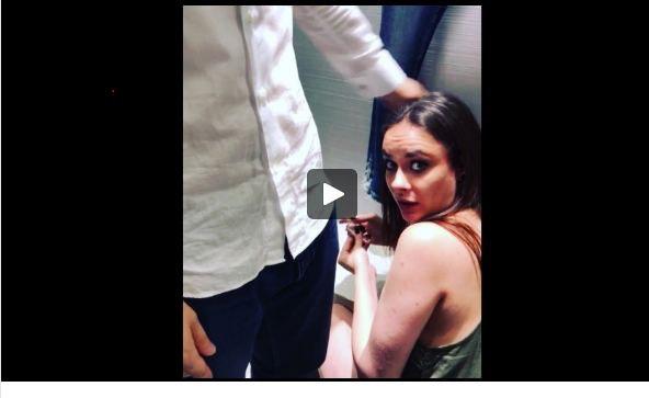 Александра скандал видео секс