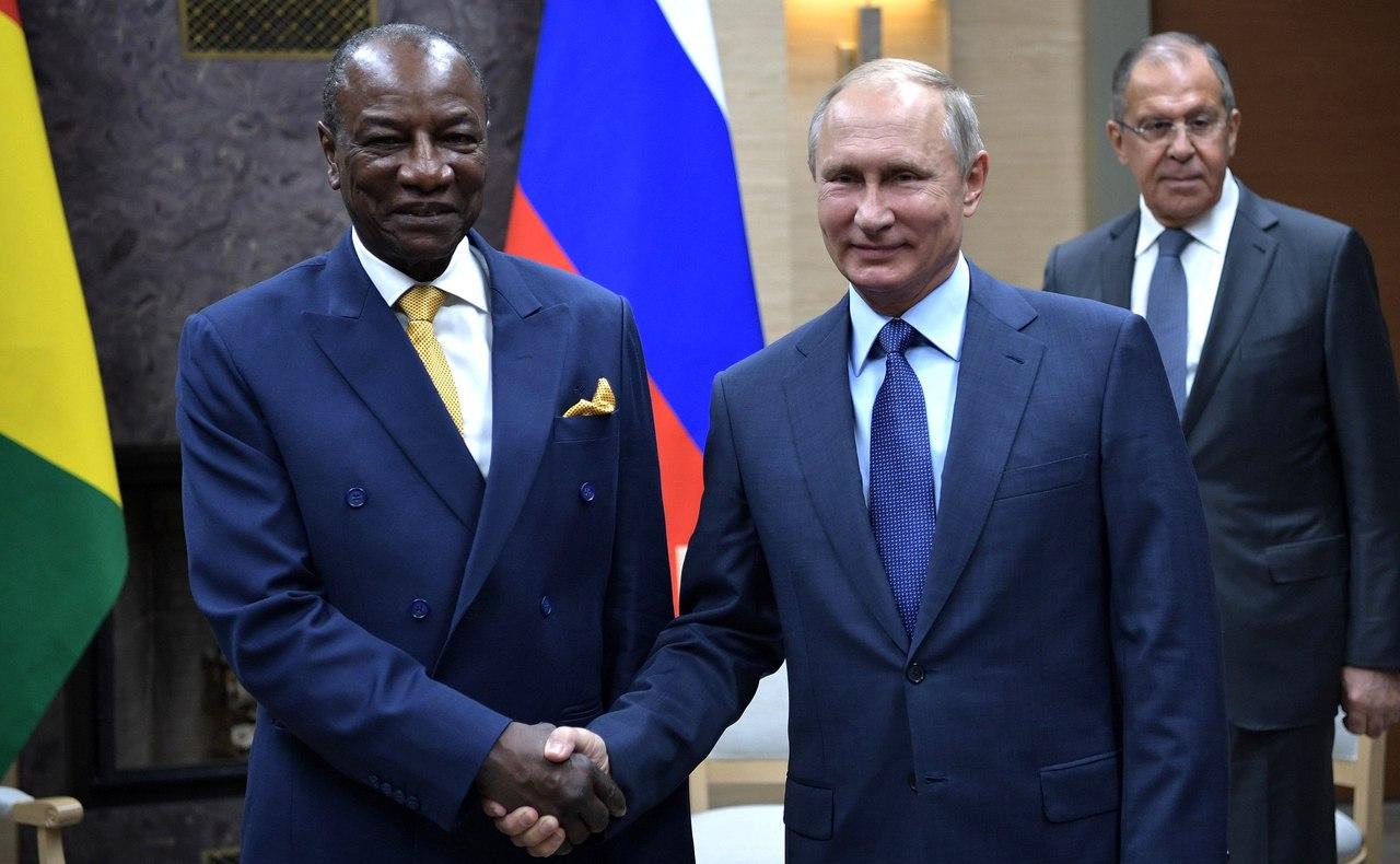 Deutsche Welle опубликовало очередной фейк про саммит «Россия-Африка»