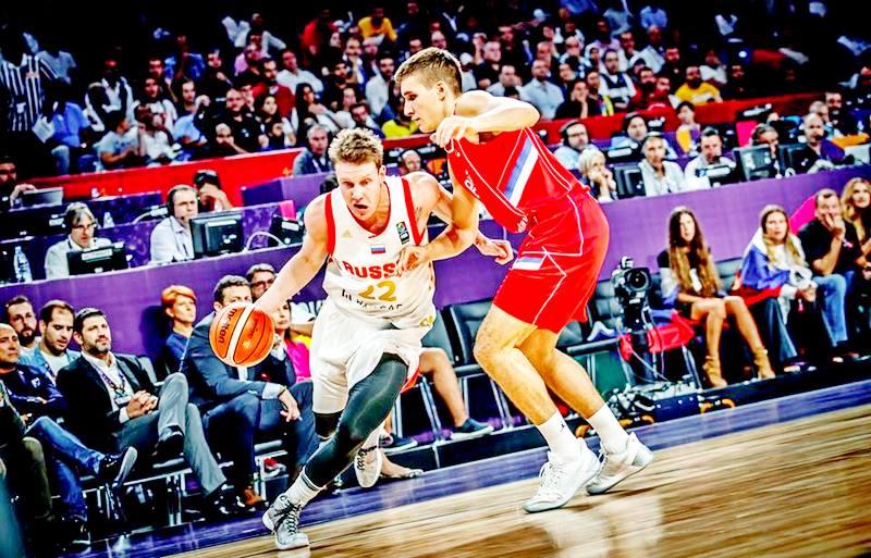 РФ проиграла вматче за 3-е место Евробаскета-2017 Испании